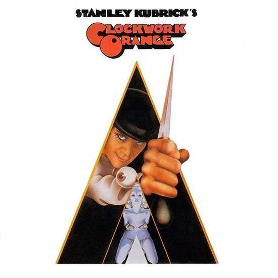 Primary image for A Clockwork Orange - Soundtrack/Score CD ( Like New )