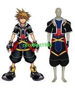Kingdom Hearts Sora Halloween Cosplay Costume Underwear Shorts Shirt Ove... - $69.25