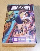 Jump Ship! Cardventures Card Game New - $11.64