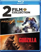 Pacific Rim/Godzilla (2014) 2-Film Collection (Blu-Ray/Dbfe/3 Disc)