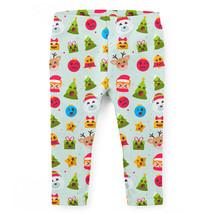 Christmas Emojis Girls Leggings - $37.99+