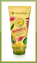 Yves Rocher Maracuja Hydrating Body Gel w passion fruit & ginger 6.7 oz full sz - $12.00
