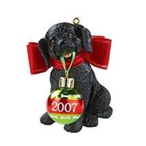 "Carlton Heirloom ""Puppy Love"" Christmas Ornament - Dated 2007 #CXOR-047R - $20.86"