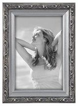 Malden International Designs Fashion Metals Bezel Wooden Picture Frame, ... - $14.67