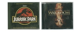 CD lot PRINCE OF EGYPT/War Room/TRESSPASS/Jurassic Park/EVITA MADONNA - $7.00