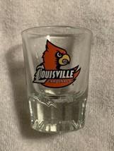 Louisville Cardinals University Of Louisville, Kentucky Football Shot Glass - $12.95