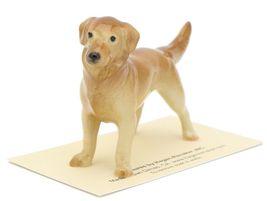 Hagen Renaker Miniature Dog Golden Retriever Papa Ceramic Figurine image 3
