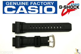 CASIO G-9300 G-Shock Original Black Rubber Watch Band Mudman tough solar... - $59.95