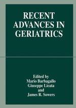 Recent Advances in Geriatrics (Social Issues; 4) [Hardcover] Barbagallo, Mario;  image 1