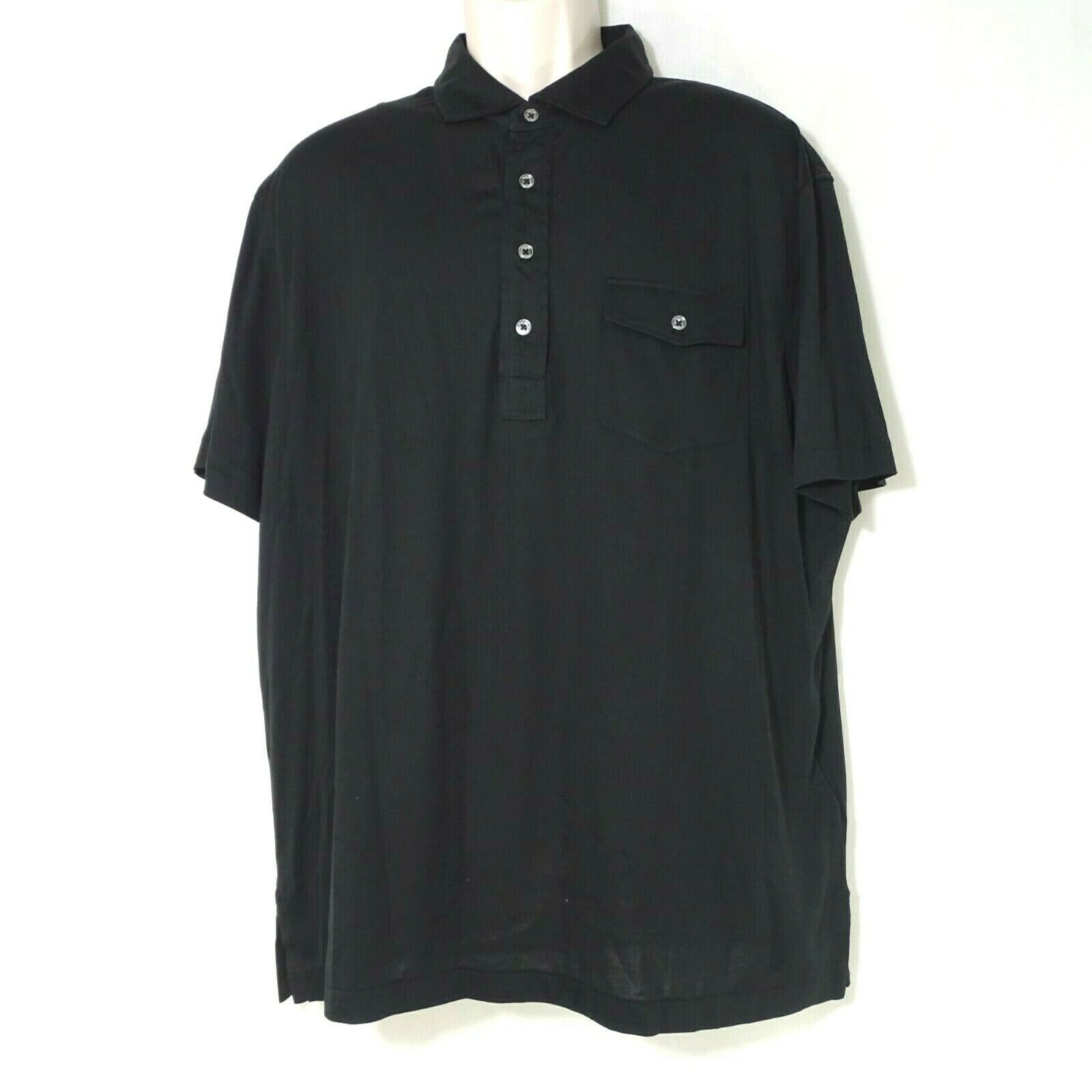 XL Men's Polo Ralph Lauren Boathouse Vintage Style Mesh Rugby Shirt NWT Size L