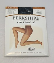 Berkshire In Control Body Shaper Sheers 4810 Off Black size 1 - $3.19