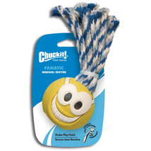 Canine Hardware Multi-colored Chuckit! Fanatic Tennis Dog Toy  660048154402 - ₹1,434.17 INR
