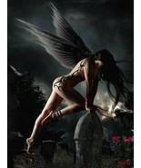 Haunted Dark Angel Sexual Heiress Powers of the djinn wish granting erotic - $277.77