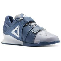 Reebok Women's Blue White CrossFit Legacy Lifter size 9 us Sneakers BD4735 - $178.17
