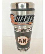Sports memorobilia San Francisco Giants thermal sports stainless cup tea... - $12.19