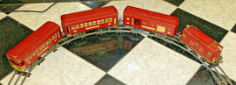 Lionel Super Motor No 8E Train Set vintage    https://youtu.be/BaiMct2zl_Y - $588.89