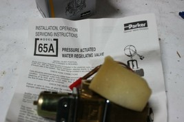 Parker Model 65A, 65-107 Pressure Actuated Water Regulating Valve New image 2