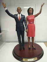 The Danbury Mint First Couple Farewell - $75.99