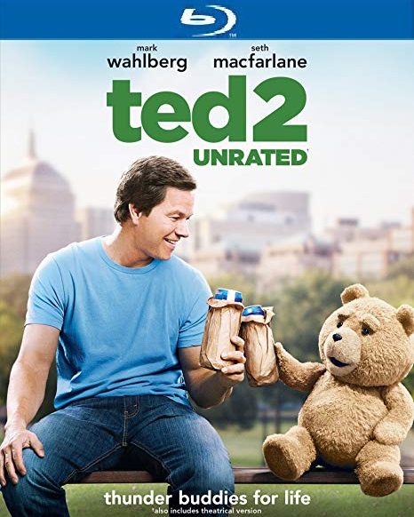 Ted 2 [Blu-ray + DVD]