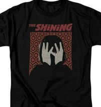 The Shining t-shirt Stephen Kings retro 80's horror graphic cotton tee WBM734 image 3