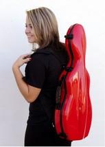 TONARELI Fiberglass Violin 4/4 Full Hard Case R... - $129.95