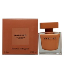 NARCISO RODRIGUEZ NARCISO EAU DE PARFUM AMBREE NATURAL SPRAY 90 ML/3 OZ.... - $98.51