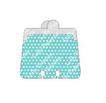 Coin Purse Dex Card / Greeting Card DIGITAL Files.  Instant Download.  PNG & SVG image 1