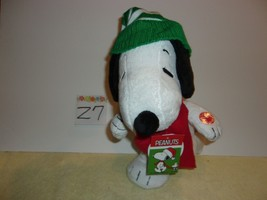 Peanuts animated twirling Snoopy plush - $29.99