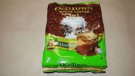 OldTown White Coffee 3 in 1 Hazelnut Flavor IPOH, MALAYSIA 4 bags of 15 ... - $44.99