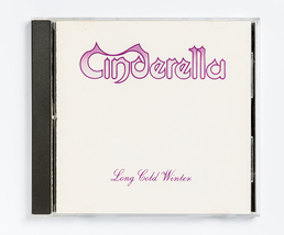 Cinderella - Long Cold Winter - $4.25