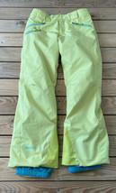 Marmot Kids Winter Snow Pants Size L Yellow - $15.83