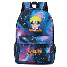Naruto Theme Fighting Anime Series Backpack Schoolbag Daypack Bookbag - $25.99