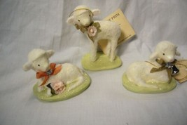 Bethany Lowe Precious Lamb for Easter image 2