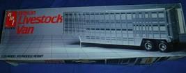 Wilson Livestock Van by AMT/Ertl Part# 6684-10DO Opened box NEW - $44.54