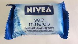 Nivea Bar Soap: Sea Minerals - 90 G - $2.62