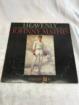 Johnny Mathis Heavenly LP Vinyl Record CL1351 Original - $22.25