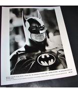 1992 Tim Burton Movie BATMAN RETURNS Photo Michael Keaton BR-603 - $9.95