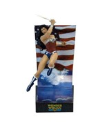 DC Comics Wonder Woman Premium Motion Statue by Factory Entertainment NE... - $123.75
