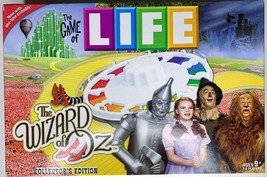 The Game Of Life Wizard Of Oz Collector's Edition Hasbro - GREAT GIFT IDEA - $30.00