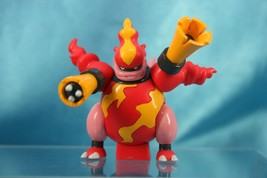 Bandai Pokemon Action Figure DP2 Gashapon Magmortar Booburn - $15.99