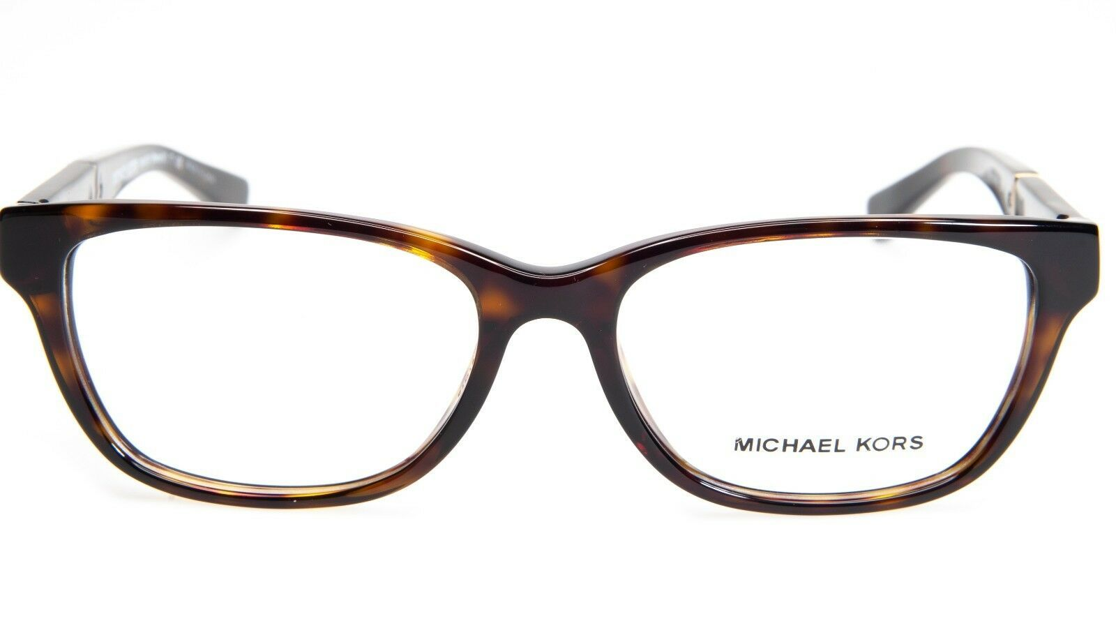 NEW MICHAEL KORS MK4031 Rania IV 3180 TORTOISE EYEGLASSES FRAME 51-15-135 B35mm