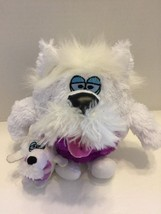 Kookoo Kennel Barking Puppy Dog W/Baby Plush Luv My Pup 2011 Jay At Play... - $9.49