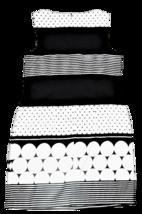 Alxy Dress, Black and White, Sleeveless, Size 14 image 4