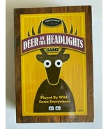 Deer In The Headlights Family Board Game by Front Porch Game Gift - $15.79