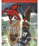 Modern Masters Volume Eleven Charles Vess 1st Printing Tomorrows 2007 - $10.95