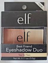 ELF Best Friend Eyeshadow Duo 85340 Tea For Two (BNZ109-4) - $4.00