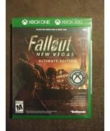 Fallout: New Vegas - Ultimate Edition (Microsoft Xbox One & 360, 2012) NIP - $28.50