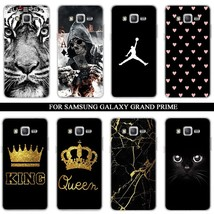 Case FOR Coque Samsung Galaxy Grand Prime Case Cover G530 G5308W TPU Phone Back  - $13.95