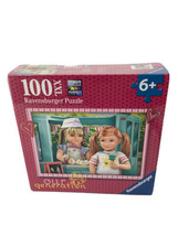 """Ravensburger 100 Piece XXL Puzzle Our Generation Ice Cream Stand 19"""" x 1... - $13.09"""