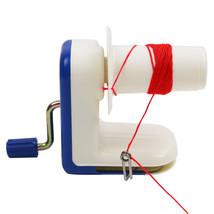 Yarn Winder Manual Wool Ball Winding Machine Holder Hand Operated Thread... - $23.27